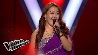 "Solongo.U - ""Nightingale"" - Blind Audition - The Voice of Mongolia 2018"