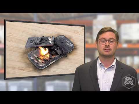 Real Dangers of Lithium Batteries