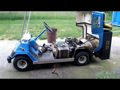 Repeat Yamaha G1 golf cart governor bypass by Will's Garage - You2Repeat