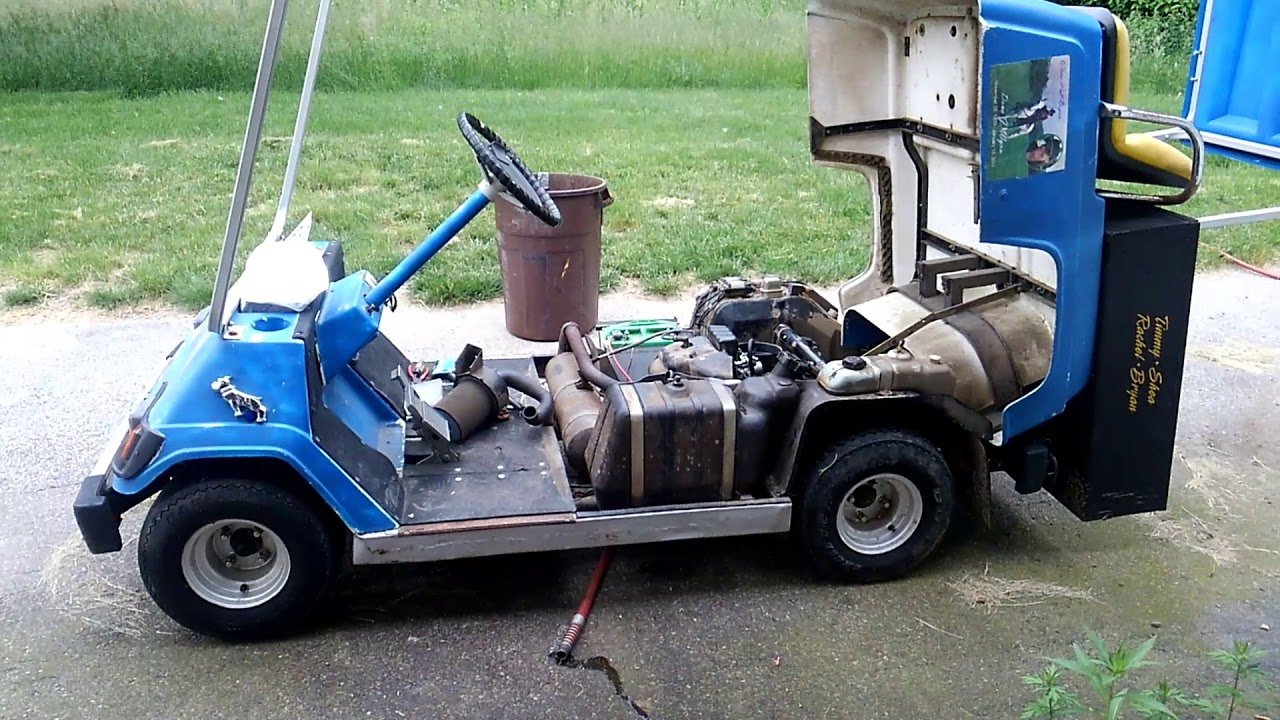 Repeat Yamaha G1 Golf Cart Governor Bypass By Will S Garage You2repeat