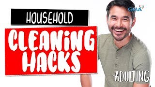 Adulting with Atom Araullo: House Cleaning Hacks | GMA One