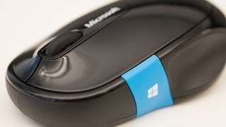 REVIEW: Microsoft Sculpt Comfort Mouse (BEST bluetooth mouse for windows 8 users)