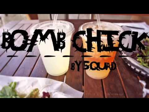 Bomb Chick by 5quad