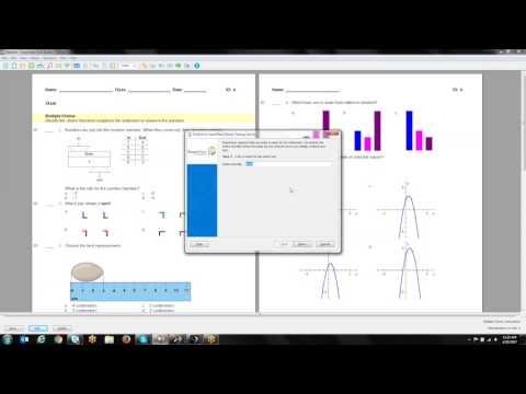 Turning Technologies  ExamView v11   ExamView Premium Overview