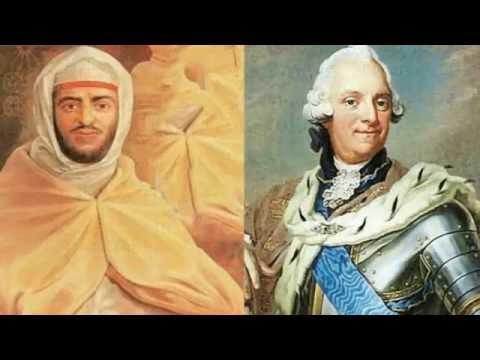 Marocko-Sverige 250 års jubileum
