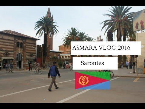 ASMARA , ERITREA VLOG 2016 | Sarontes