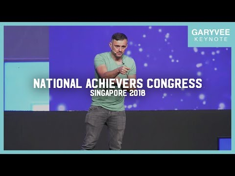 The Worst Excuse for Not Starting Your Business | Keynote at NAC | Singapore 2018