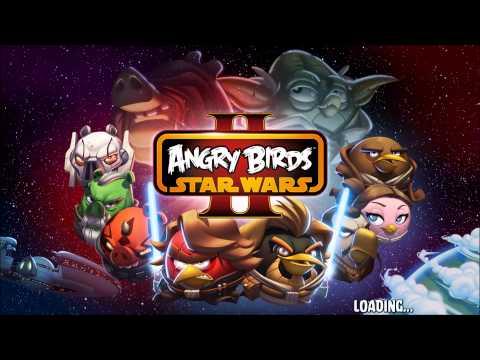 Angry Birds Star Wars 2 - Dark Side Background Music (Duel of the Fates)