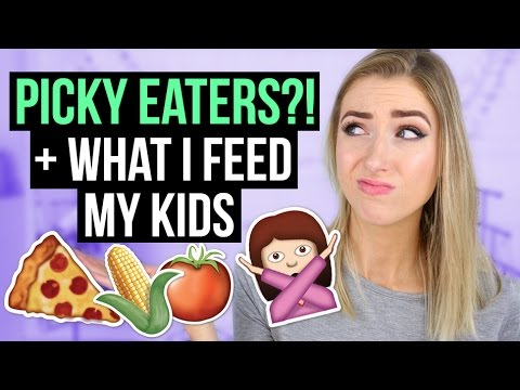 NEW MOM TIPS || What I Feed My Kids & Tips for PICKY EATERS