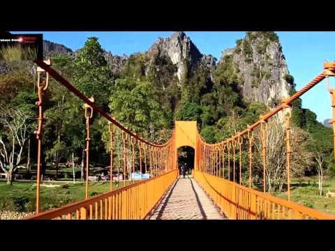 Saib Chaw Zoo Nyob Nroog Vang Vieng