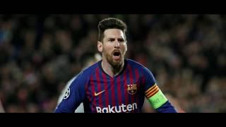 Barcelone 5-1 Lyon  / SON RMC / Un Messi des grand soire !