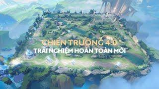 Trailer Bản cập nhật CHIẾN TRƯỜNG 4.0 - Kỉ niệm 5 NĂM LIÊN QUÂN