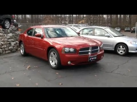 Dodge Charger Hemi RT V8 Sedan