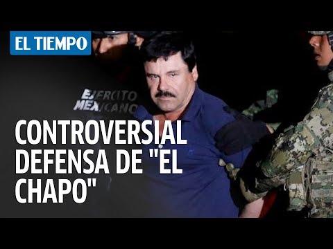 Presidente de México y antecesor, acusados por defensa del Chapo | EL TIEMPO