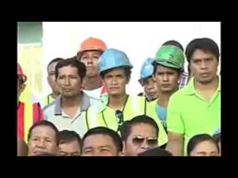 FULL VIDEO  PRESIDENT RODRIGO DUTERTE VISITS BIOMASS POWER PLANT PROJECT IN BULUAN MAGUINDANAO