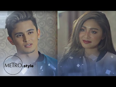EXCLUSIVE: James Reid and Nadine Lustre Interview Each Other For The First Time | Metro Magazine