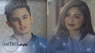 Repeat youtube video EXCLUSIVE: James Reid and Nadine Lustre Interview Each Other For The First Time | Metro Magazine