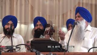 28 Bhai Tarlochan Singh Bhamadi Dhadi Jatha Gurdwara Mill Woods