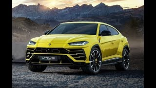 Lamborghini Urus Super Vehicle Driving Modes And Design