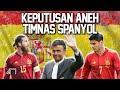 Keputusan Spanyol yang Dipertanyakan! Fakta Unik Spanyol yang Dianggap Janggal di Euro 2020