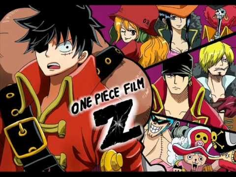 One Piece Film Z Avril Lavigne How You Remind Me Full Song Youtube