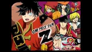 One piece Film Z  Avril Lavigne - How You Remind Me (Full Song)