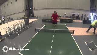 Salana Ijtema 2014 - Tischtennis