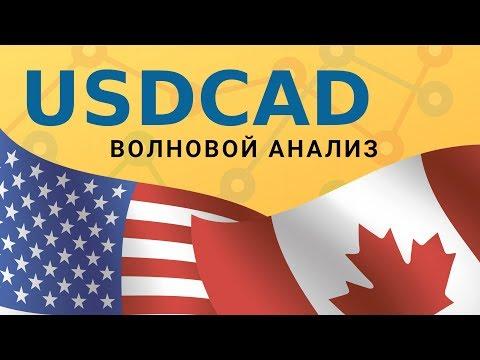 Волновой анализ USDCAD на 09.01.2019. Прогноз канадского доллара USDCAD форекс.