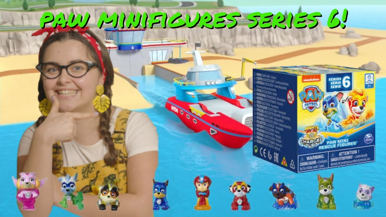 Download Paw Patrol Blind Box Toy Reviews - Paw Patrol Toys Mighty Pups All charged Up #2