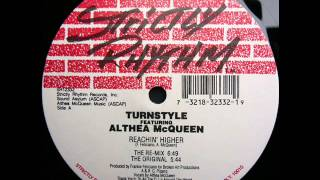 Turnstyle feat Althea McQueen: Reachin