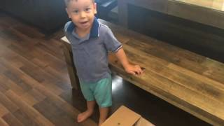 Pampers Easy Ups Training Underwear! Unboxing