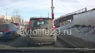 Экзаменационный маршрут ГИБДД г. Архангельска №1(Часть 3., 2013-04-14T09:12:40.000Z)