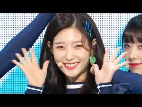 DIA - Woo Wooㅣ다이아 - 우우 [Show! Music Core Ep 602]