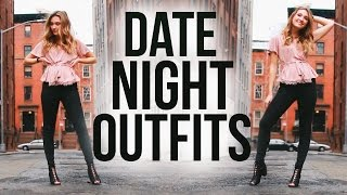 DATE NIGHT OUTFIT IDEAS | Valentine