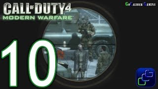 Call Of Duty 4: Modern Warfare Walkthrough - Part 10 - Act 2 (II): One Shot One Kill