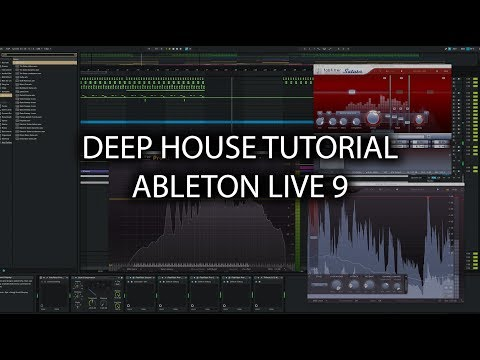 Deep House Tutorial   Ableton Live 9 Project File