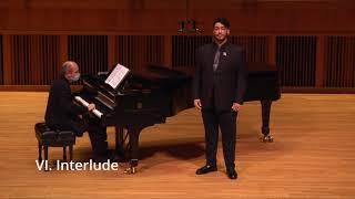 Erik Rasmussen's Master of Music Recital, April 22 2021