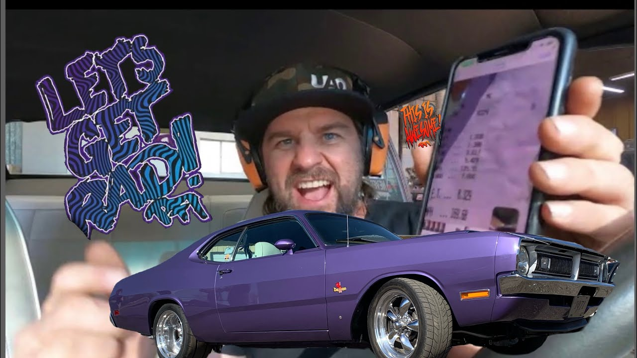 Someone Call an Exorcist! We have a DEMON!  Veteran builds a Dream Car!