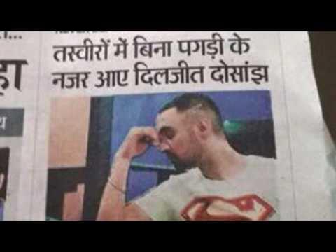 diljit-dosanjh-ne-katwaye-waal?.-hair-cut.-without-turban-in-photo