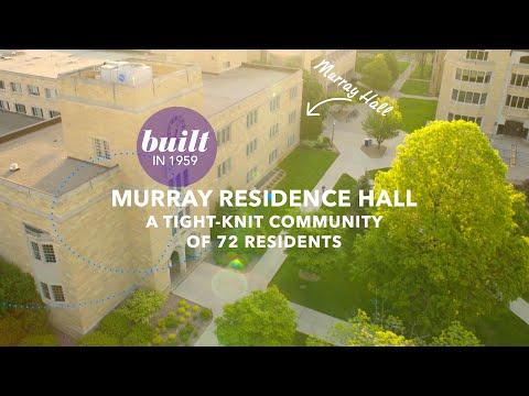 St. Thomas Murray Residence Hall Tour