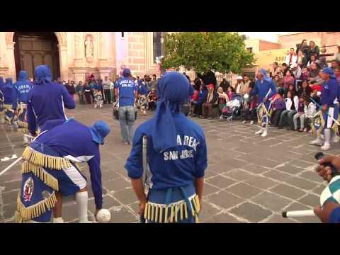 Danza Real San José de Sain Alto, Zac.