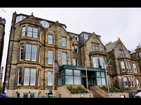 Tour Of Hotel Du Vin St Andrews