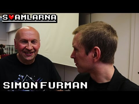 Svamlarna - RetCon 2017 Interview: Simon Furman