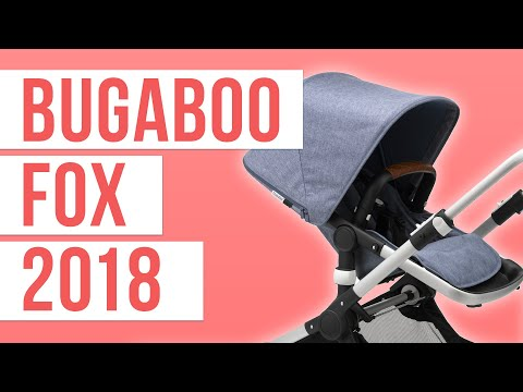 Bugaboo Fox Stroller 2018   Ratings, Reviews, Prices