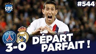 Paris SG vs Real Madrid (3-0) LIGUE DES CHAMPIONS - Débrief / Replay #544 - #CD5
