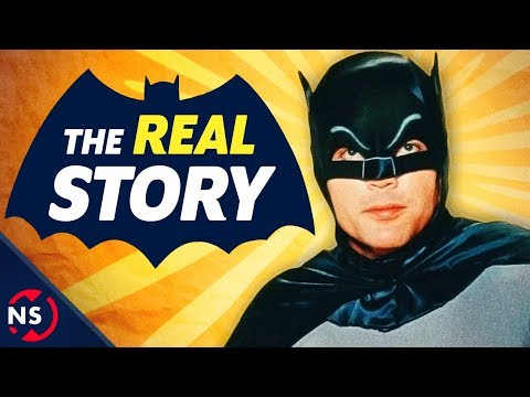 Legend of the Bright Knight: History of the Adam West Batman TV  👊💥  NerdSync