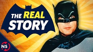 Legend of the Bright Knight: History of the Adam West Batman TV Show 👊💥 || NerdSync