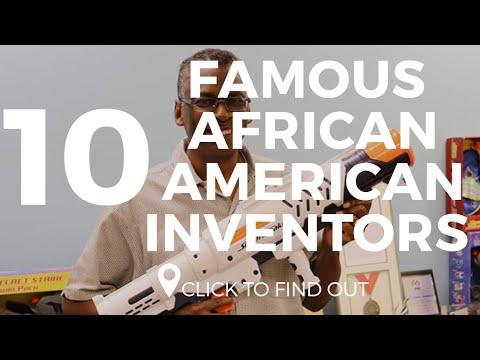 Top 10 Famous African American Inventors