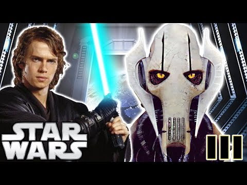 How Was Palpatine Captured By General Grievous in Revenge of the Sith? - Star Wars Explained