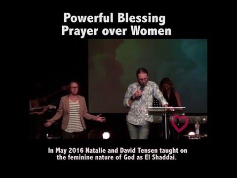 Blessing over Women - by David Tensen